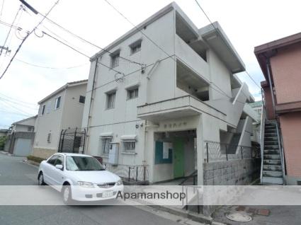広島県広島市佐伯区、五日市駅徒歩6分の築46年 3階建の賃貸マンション