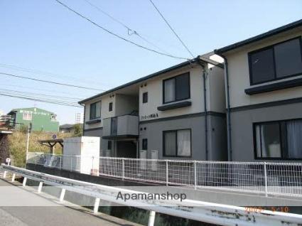 広島県廿日市市、阿品駅徒歩2分の築23年 2階建の賃貸アパート