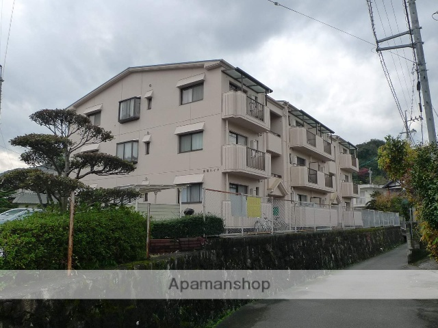 広島県廿日市市の築30年 3階建の賃貸マンション