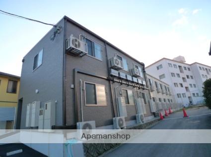 広島県広島市佐伯区、佐伯区役所前駅徒歩18分の築1年 2階建の賃貸アパート