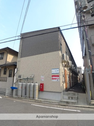広島県広島市佐伯区、広電五日市駅徒歩14分の築2年 2階建の賃貸アパート