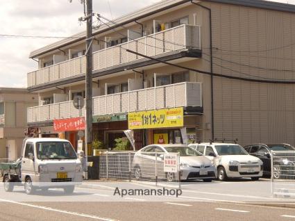 広島県廿日市市の築27年 3階建の賃貸アパート