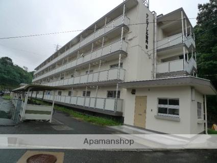 広島県廿日市市、宮内串戸駅徒歩20分の築49年 4階建の賃貸マンション