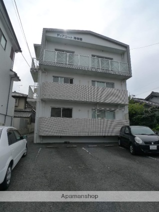広島県広島市佐伯区、五日市駅徒歩11分の築30年 3階建の賃貸マンション