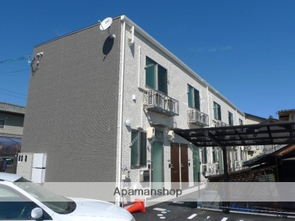 広島県廿日市市、宮内串戸駅徒歩4分の築1年 2階建の賃貸アパート