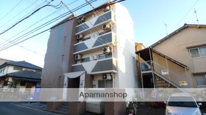 広島県広島市佐伯区、廿日市駅徒歩18分の築24年 4階建の賃貸マンション