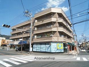 広島県広島市西区、五日市駅徒歩7分の築34年 4階建の賃貸マンション