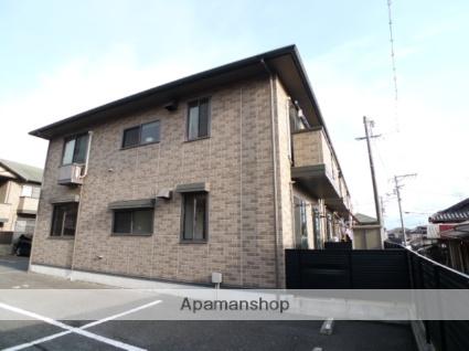 広島県廿日市市の築14年 2階建の賃貸アパート