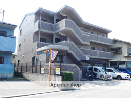 広島県廿日市市、宮内串戸駅徒歩18分の築16年 3階建の賃貸マンション