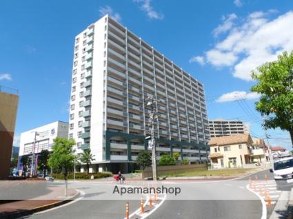 広島県廿日市市、広電阿品駅徒歩5分の築9年 15階建の賃貸マンション