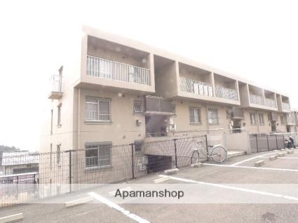 広島県広島市西区、新井口駅徒歩15分の築33年 4階建の賃貸マンション