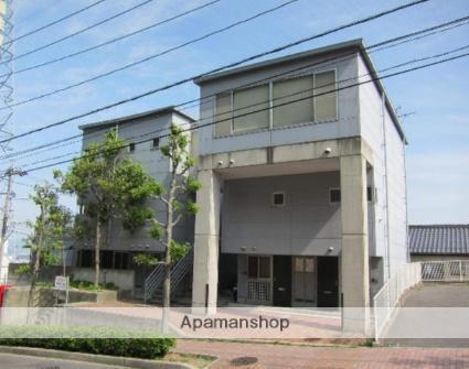 広島県広島市西区、新井口駅徒歩18分の築20年 3階建の賃貸アパート