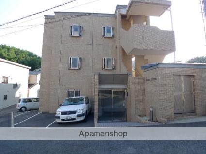 広島県広島市西区、新井口駅徒歩12分の築10年 3階建の賃貸マンション