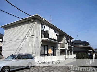 広島県廿日市市、廿日市市役所前(平良)駅徒歩2分の築23年 2階建の賃貸アパート