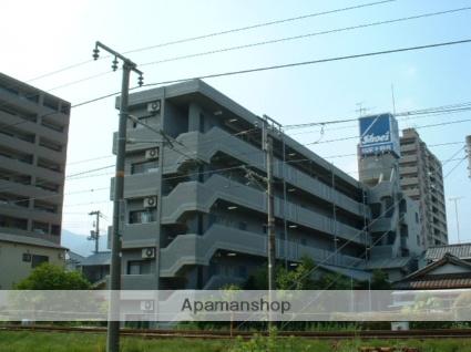 広島県広島市佐伯区、五日市駅徒歩9分の築21年 5階建の賃貸マンション
