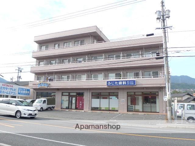 広島県廿日市市の築21年 4階建の賃貸マンション