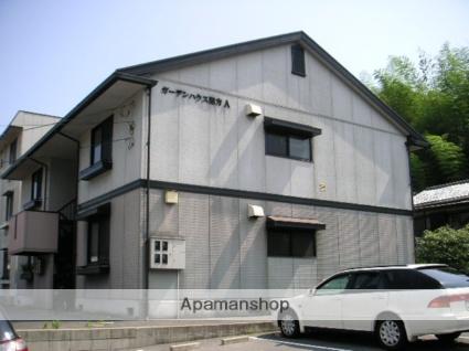 広島県広島市西区、新井口駅徒歩17分の築22年 2階建の賃貸アパート