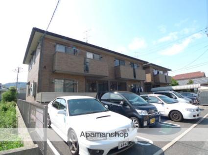 広島県廿日市市の築9年 2階建の賃貸アパート