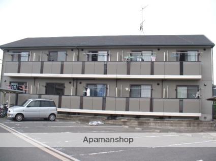 広島県廿日市市、廿日市市役所前(平良)駅徒歩3分の築17年 2階建の賃貸アパート