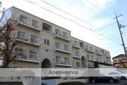 広島県広島市西区、新井口駅徒歩13分の築29年 4階建の賃貸マンション