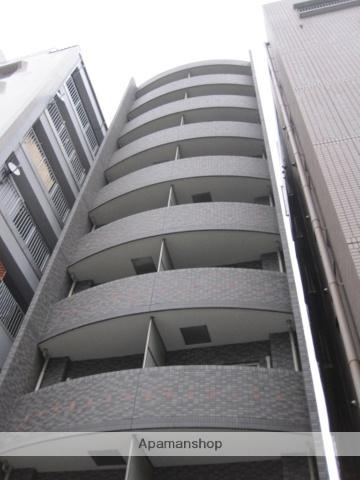 広島県広島市中区、日赤病院前駅徒歩5分の築14年 9階建の賃貸マンション
