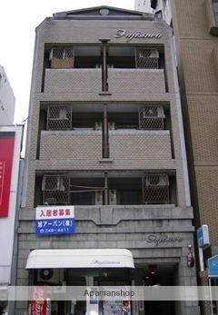 広島県広島市中区、稲荷町駅徒歩8分の築26年 4階建の賃貸マンション