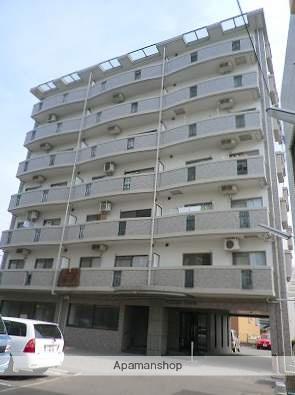 広島県広島市安佐南区、祇園新橋北駅徒歩15分の築20年 7階建の賃貸マンション