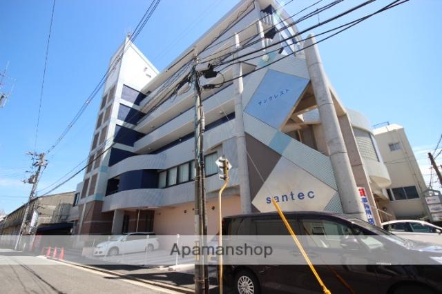 広島県広島市南区、天神川駅徒歩7分の築22年 6階建の賃貸マンション