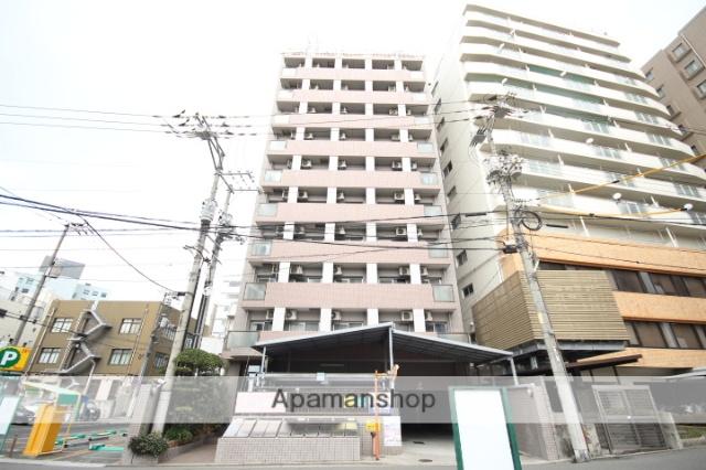広島県広島市南区、的場町駅徒歩2分の築21年 12階建の賃貸マンション