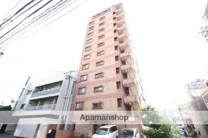 広島県広島市南区、海岸通駅徒歩4分の築13年 12階建の賃貸マンション