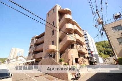 広島県広島市東区、広島駅徒歩20分の築22年 4階建の賃貸マンション