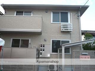 広島県広島市南区、県病院前駅徒歩3分の築6年 2階建の賃貸アパート