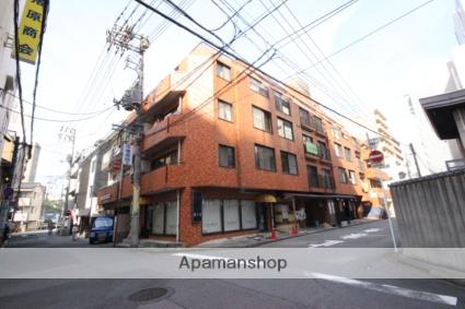 広島県広島市中区、市役所前駅徒歩5分の築31年 5階建の賃貸マンション