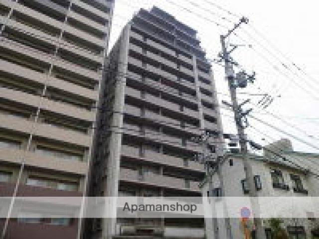 広島県広島市西区、横川駅徒歩5分の築15年 15階建の賃貸マンション