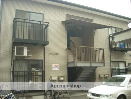 広島県広島市中区、舟入川口町駅徒歩8分の築19年 2階建の賃貸テラスハウス