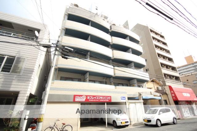 広島県広島市西区、横川駅徒歩3分の築28年 11階建の賃貸マンション
