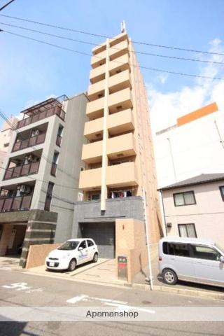広島県広島市南区、広島駅徒歩5分の築3年 9階建の賃貸マンション