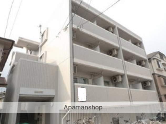 広島県広島市安佐南区、古市橋駅徒歩5分の築22年 4階建の賃貸マンション