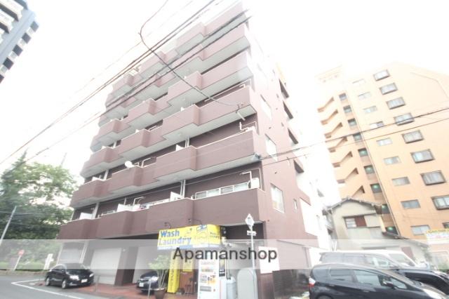 広島県広島市中区、本川町駅徒歩4分の築36年 7階建の賃貸マンション
