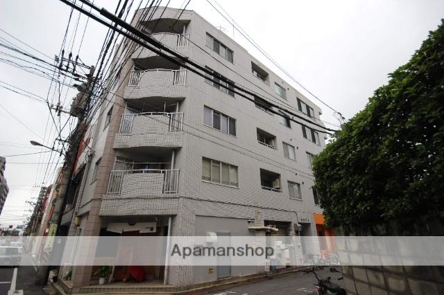 広島県広島市中区、本川町駅徒歩5分の築29年 5階建の賃貸マンション