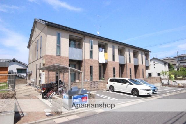 広島県広島市安佐南区、安芸長束駅徒歩27分の築8年 2階建の賃貸テラスハウス