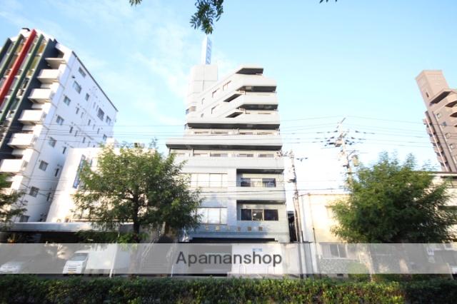 広島県広島市西区、横川駅徒歩12分の築23年 8階建の賃貸マンション