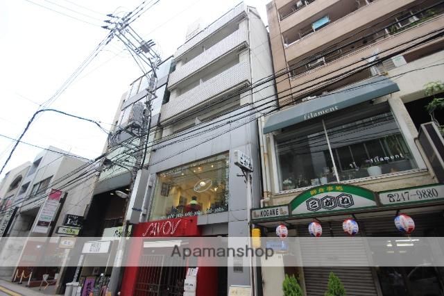 広島県広島市中区、本通駅徒歩3分の築31年 6階建の賃貸マンション