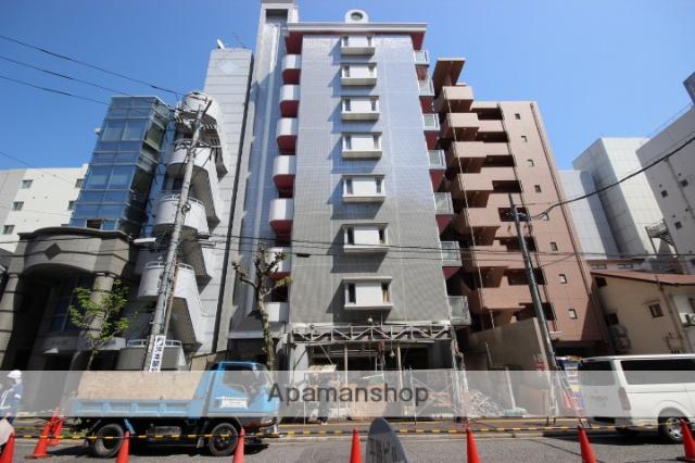 広島県広島市東区、広島駅徒歩9分の築27年 8階建の賃貸マンション