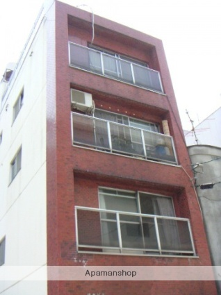広島県広島市中区、稲荷町駅徒歩11分の築36年 4階建の賃貸マンション