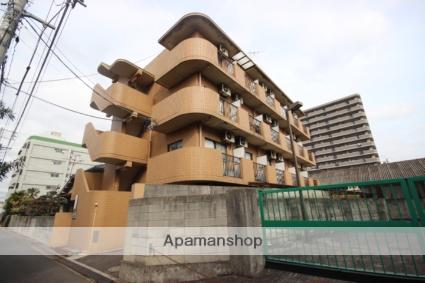 広島県広島市南区、天神川駅徒歩5分の築27年 4階建の賃貸マンション