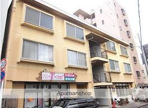 広島県広島市西区、横川駅徒歩8分の築38年 3階建の賃貸マンション