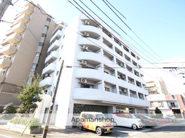 広島県広島市西区、西広島駅徒歩4分の築26年 7階建の賃貸マンション