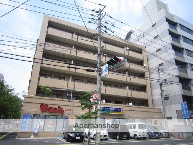 広島県広島市東区、広島駅徒歩6分の築29年 6階建の賃貸マンション