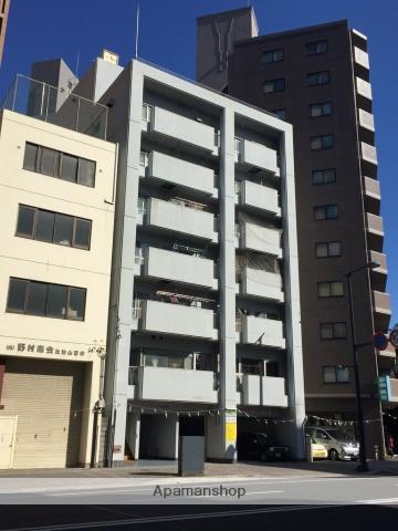 広島県広島市南区、稲荷町駅徒歩7分の築36年 7階建の賃貸マンション